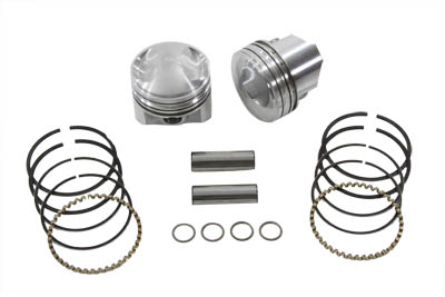"74"" FLH-FX Piston Set Standard Size for Harley 1941-77 Big Twins"