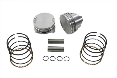 1200cc Piston Set .010 Oversize for Harley XL 1988-UP Sportster