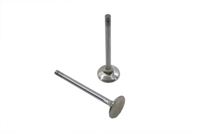 Manley 883cc Stainless Steel Exhaust Valves for XL 1986-UP