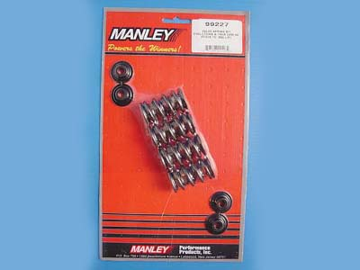 Manley .550 Steel Valve Lift Kit for Harley 1984-1998 Big Twins