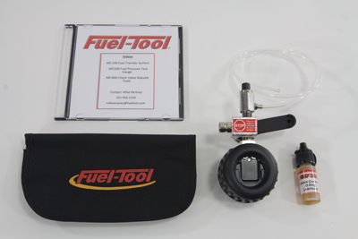Fuel Pressure Check Gauge Tool for All EFI Models
