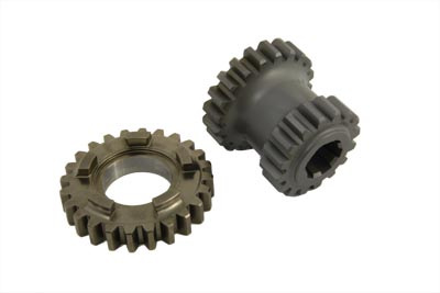 Andrews 15 x 20 Tooth 1st Gear Set for Harley 1936-58 Big Twins