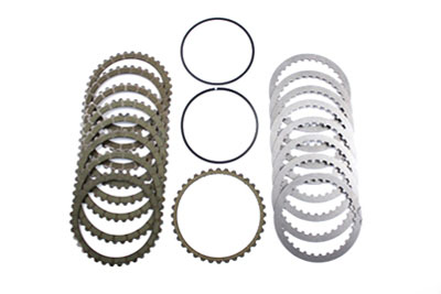 Barnett Extra Clutch Plate Set for Harley 1991-UP Big Twins & XL
