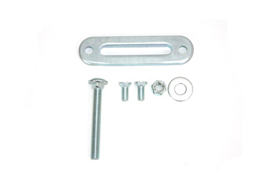 Chain Tensioner Anchor Plate and Carriage Bolt for 1984-2000 BT
