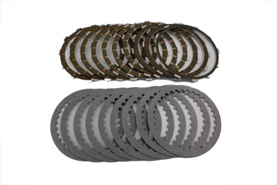 Barnett Carbon Fiber Clutch Kit for Harley Big Twins 1998-UP