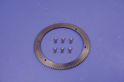 102 Tooth Clutch Drum Starter Ring Gear Bolt-On 1998-UP Big twins