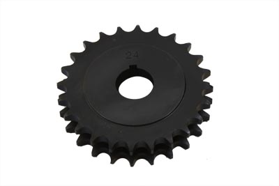 Engine Sprocket Tapered 24 Tooth for FL & UL 1936-1954 Harley