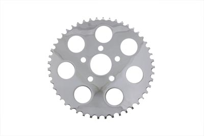 Chrome 48 Tooth Rear Sprocket for XL 1982-92 Harley Sportster