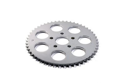 Chrome 51 Tooth Rear Sprocket for XL 1982-92 Harley Sportster