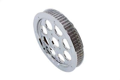 Chrome 1.5W Rear Drive Pulley 70 Tooth for FLT 2000-03 Touring