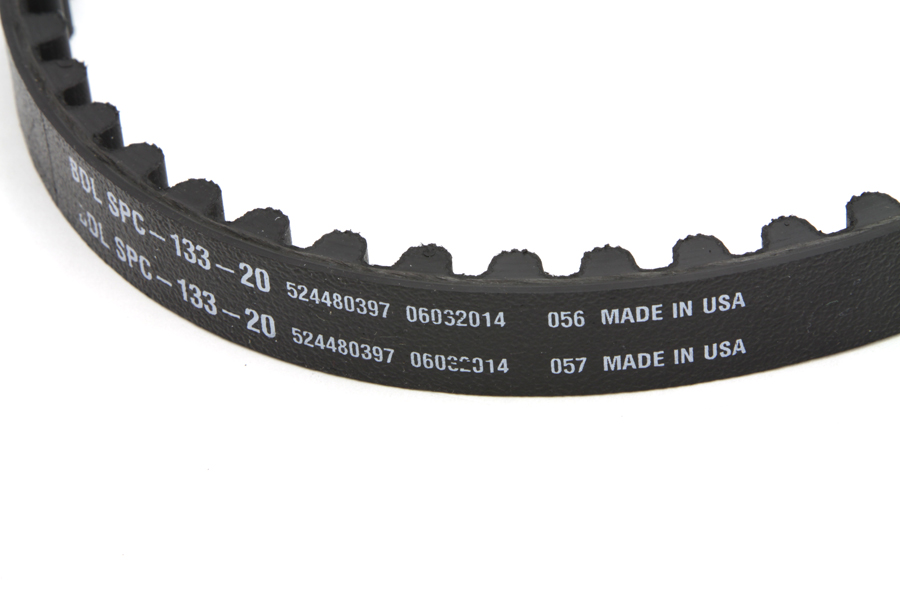 20mm BDL Rear Belt 133 Tooth for FXST 2007-UP