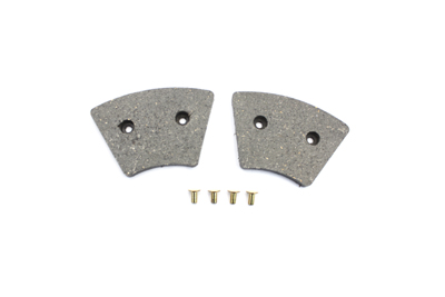 Dura Front Disc Pad Set for 1974-1977 Big Twin & XL