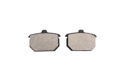 Dura Ceramic Rear Brake Pad Set for 1982-1986 Big Twin & XL