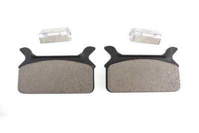 Dura Ceramic Rear Brake Pad Set for FLT 1986-1999