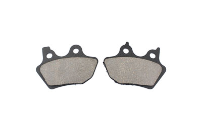 Dura Ceramic Front or Rear Brake Pad Set for 2000-2007 Big Twin