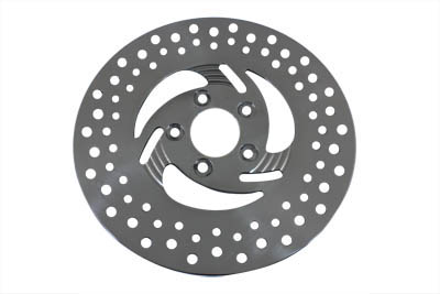 11-1/2 inch Rear Brake Disc Rotor Razor Style for 1979-1999 BT