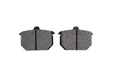SBS Carbon Rear Brake Pad Set for 1982-1986 Big Twins & XL
