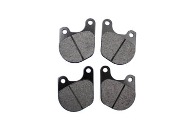 SBS Carbon Front Disc Pad Set for 1978-1983 Big Twin & XL