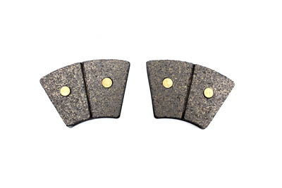 SBS Ceramic Tech Front Disc Pad Set for 1974-1977 Big Twin & XL Sports