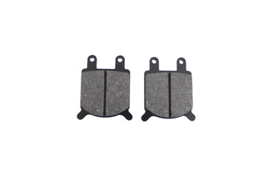 SBS Carbon GMA Type B Brake Pad Set for Harley Big Twin