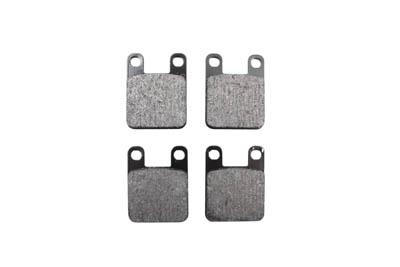 SBS Carbon Disc Brake Pad Set for GMA F Big Twin & XL