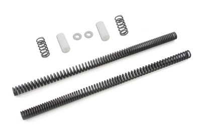 35mm Fork Spring Lowering Kit for 1975-1987 Big Twin & XL Sportster