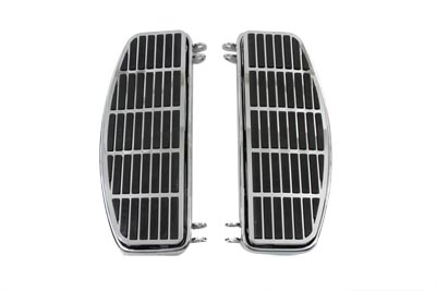 Driver ISO Insert Floorboards for 1941-1984 FLH Electra Glide