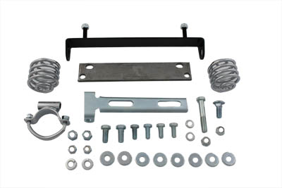 Solo Seat Hardware Mount Kit for Harley XL 1952-1978 Sportsters