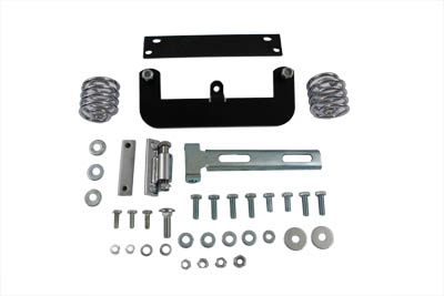 Solo Seat Hardware Mount Kit for XL 1982-2003 Sportsters