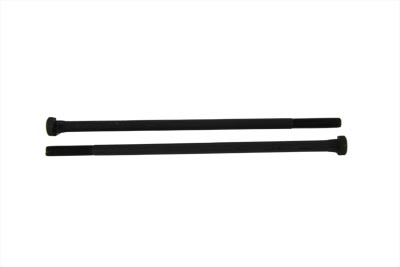 Generator Body Bolt Set Black for Harley FL & XL 1958-1981