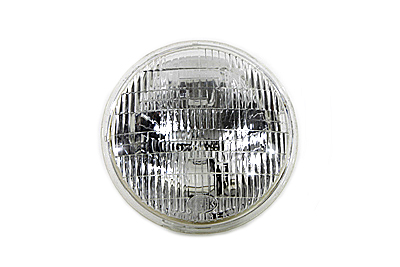 "5"" 12 Volt Beck Sealed Beam Headlamp Bulb"