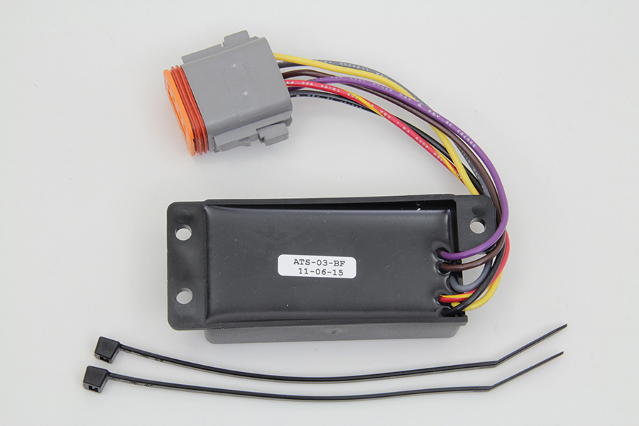 Automatic Turn Signal Shut Off Module, 8 Position, 1994-2000 Models