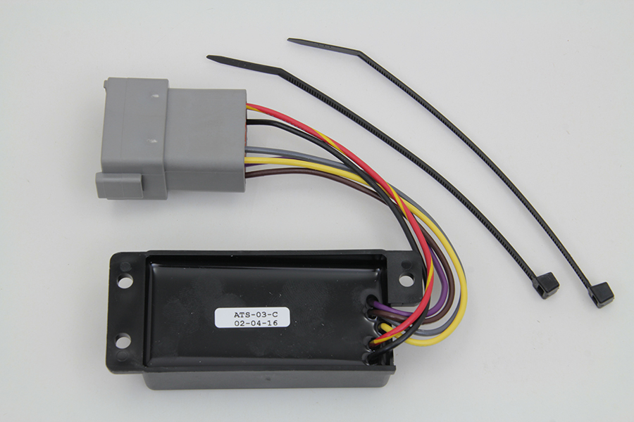 Automatic Turn Signal Shut Off Module, 12 Position, 1994-2000 Models