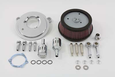 Sifton Air Power Air Cleaner Kit for 1992-2007 Harley Big Twins
