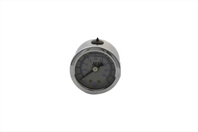 Oil Pressure Gauge AEE 60psi for Harley Big Twins & Sportsters