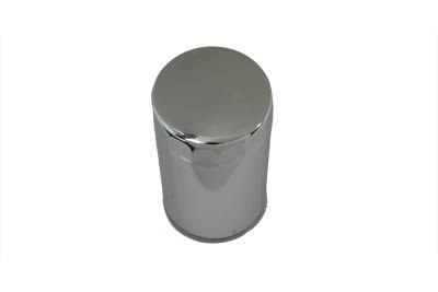 Magnetek Oil Filter Chrome 5.5 in. for FXD 1991-UP Harley DYNA