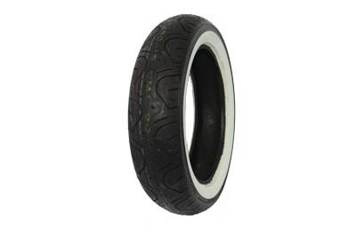Continental Milestone 130/90 X 16 Front Wide Whitewall Harley Tire