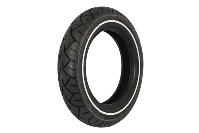 Metzeler ME 880 140/90HB X 16 Rear Narrow Whitewall Harley Tire