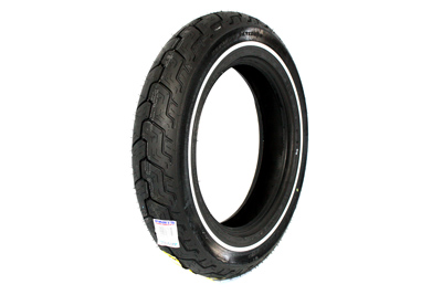 Dunlop D402 Touring Elite II MT90HB X 16 Rear Single Stripe Tire