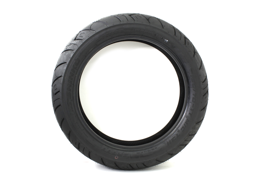 "Shinko SR777 160/70H x 17"" Blackwall Rear Tire"