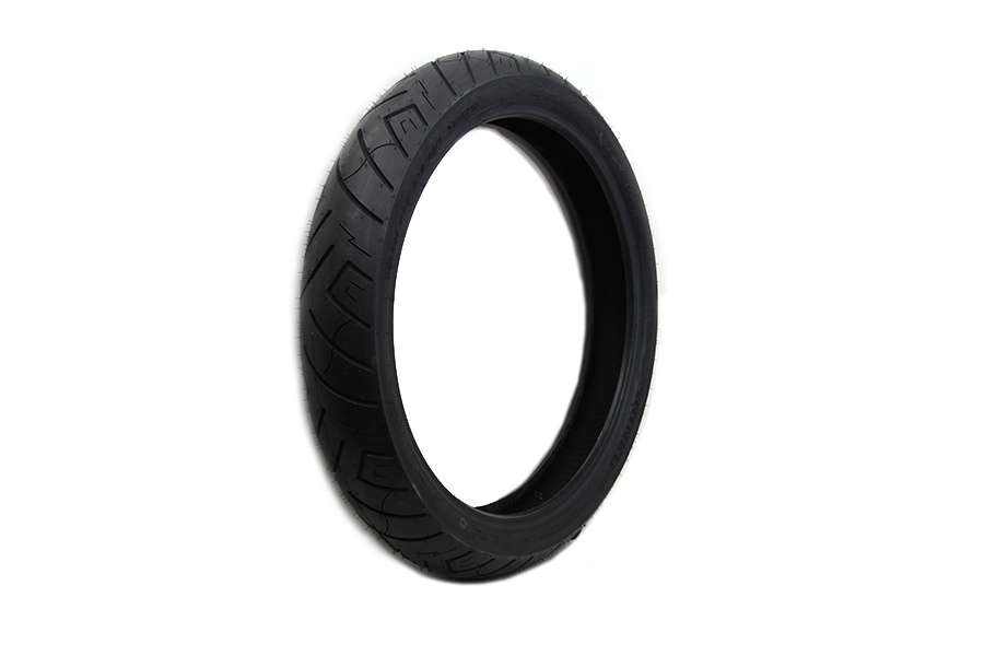 "Shinko SR777 120/70V x 21"" Whitewall Front Tire"