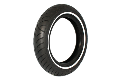 Avon AM41 MT90B16 Narrow Whitewall Front Tire