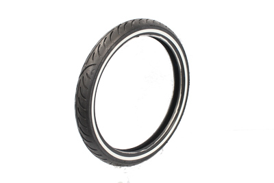 Avon AM41 Venom MH90-21 Front Tire Wide Whitewall