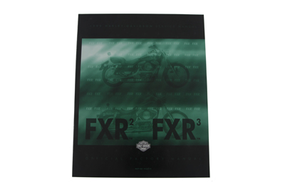 Factory Service Manual for 1999 FXR (Stock 2 and 3)