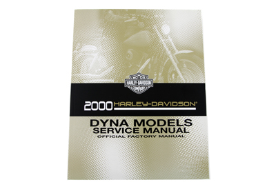 Factory Service Manual for 2000 FXD Dyna Glide