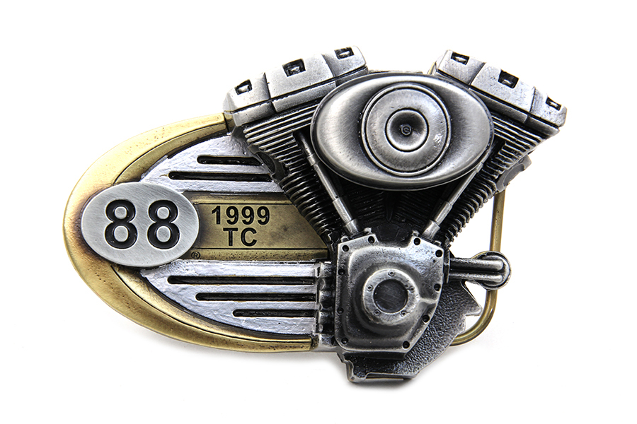 "1999 88"" Engine Belt Buckle"