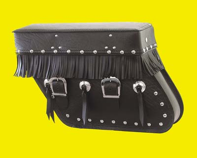 FL 1958-1984 Glide Leather Saddlebags