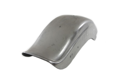 Bobbed Raw 9 in. Rear Fender for FXST 2006-UP Harley Softail