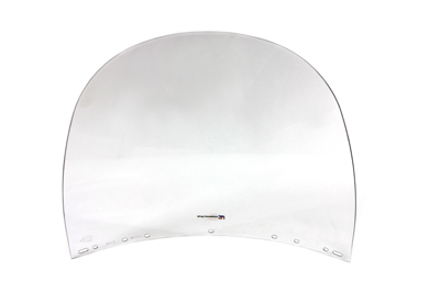 "Replacement Windshield Clear 18"" for Harley FLH 1960-1984"