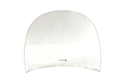 Lexan 18 in. Replacement Shield Tint for 1960-1984 Harley FLH